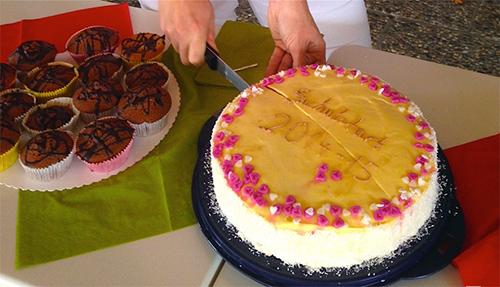Schulstart Torte