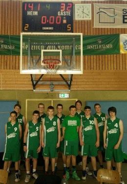 U16 Heimsieg gegen Haßermersheim 2