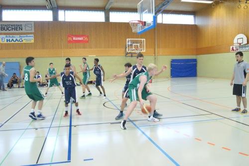 U18 Buchen Mannheim