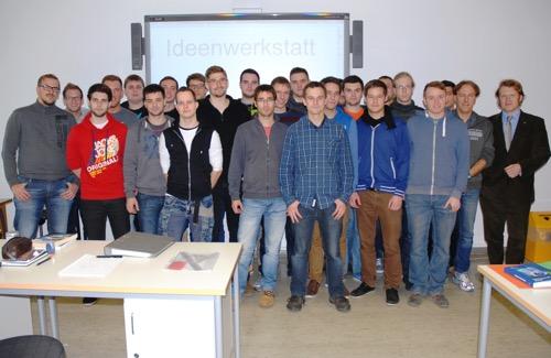 Gewerbeschule+IHK Ideenwerkstatt