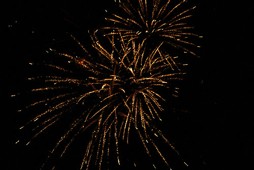 NZ Feuerwerk