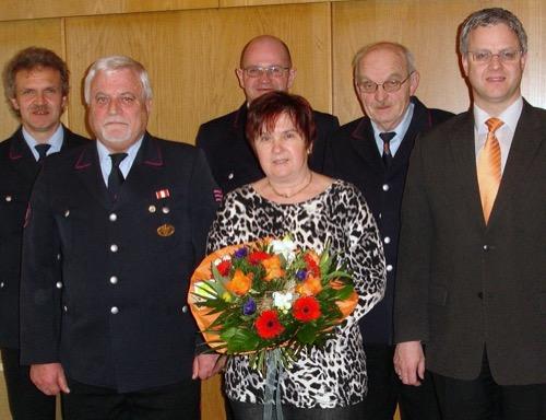 35 Jahre in der FFW Seckach aktiv