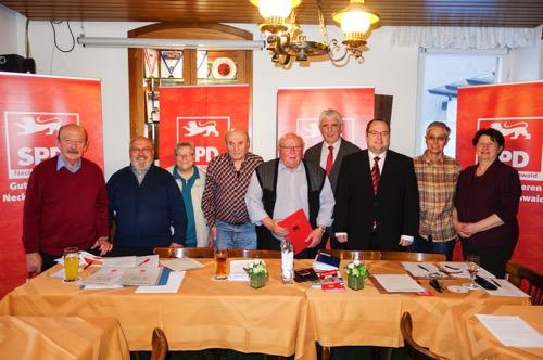 SPD Diedesheim  JHV 20150328