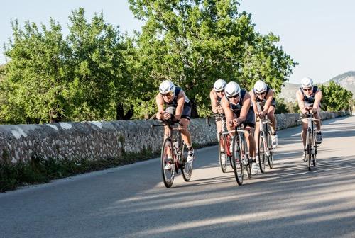 PR Team bike