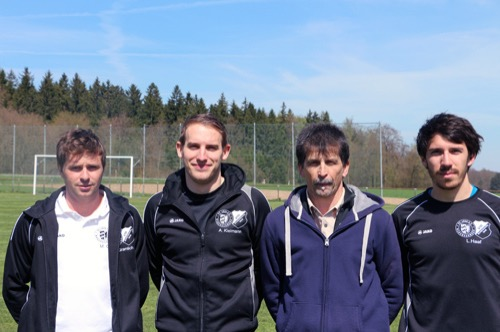 Trainerteam SVW 2015