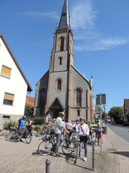 2015 08 30 Kirchenfahrradtour JPG  8