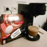 Senseo Up plus Cappuccino chocolat carte noire