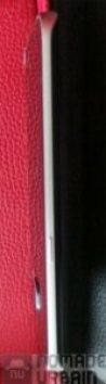 Samsung Galaxy S6 Edge tranche droite