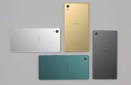 Test sony mobile xperia z5 ouverture