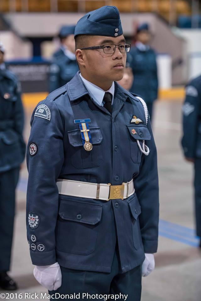 Uniform and Dress Regulations – 819 Skyhawk Squadron