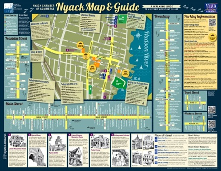 NSL91_Map and Guide_Full front