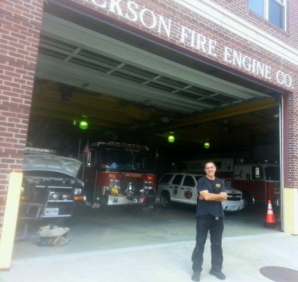 Firefighters help hotshots