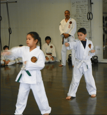 NSL_Preston Powell_To-te Ueshiro Karate Club