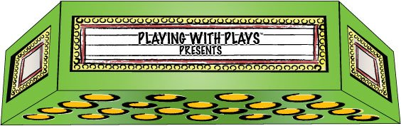 Shakespeare for Kids Marque logo - Playing With Plays