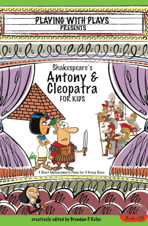 Antony and Cleopatra for Kids cover