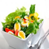 EGG AND CABBAGE SALAD