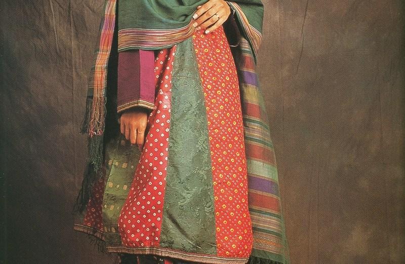 Zarathushti Persian Dress Pattern