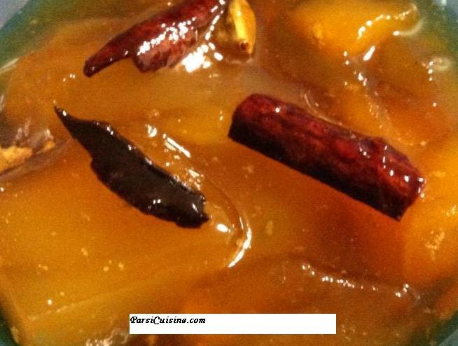 Mango Preserve Keri no Ambakalyo