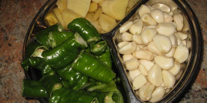 Essentials of a Parsi Kitchen