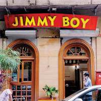 Jimmy Boy started in 1925 Where: Old Custom House Lane, Horniman Circle, Fort