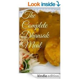 The Super Bowl Dhansak Meal (Parsi Cuisine) [Kindle Edition]