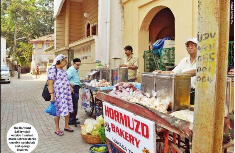 A Food Tour of Udvada