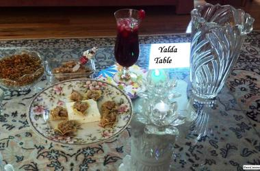 Shab-e Yalda: When Light Shines and Goodness Prevails
