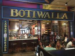 Atlanta's new Indian restaurant: Botiwalla