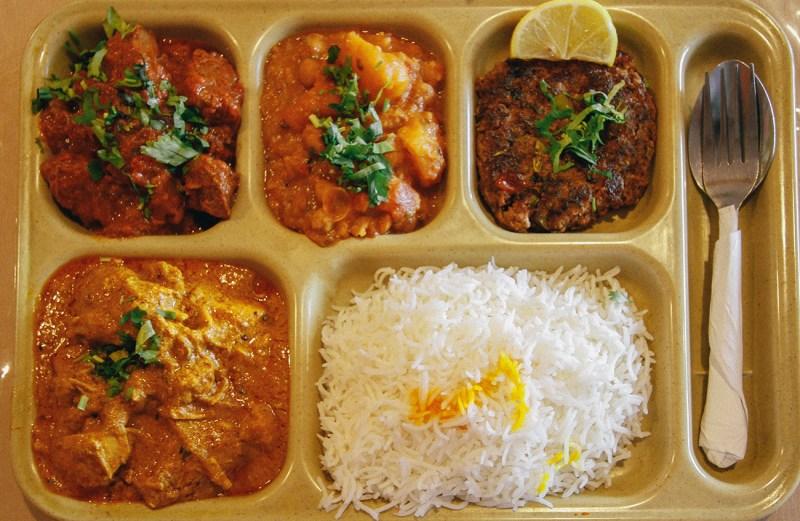 Chopped N' Stewed: Kaiser Lashkari of Himalaya Restaurant