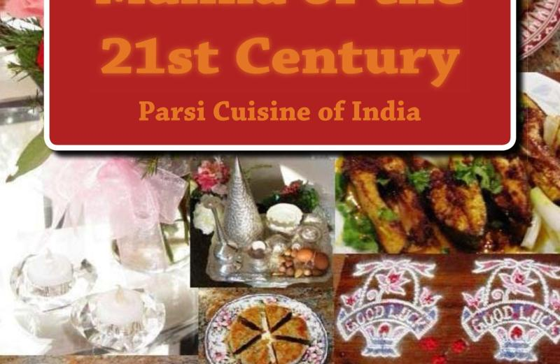 Parsi Wedding Feast Menu
