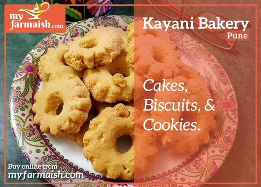 FAKE SITE - KAYANI bakery, PUNE has published in the newspapers that they do not sell their products online nor do they have any branches & that someone is either selling fake products or are selling unethically that is without their permission. They've also requested public not to buy online