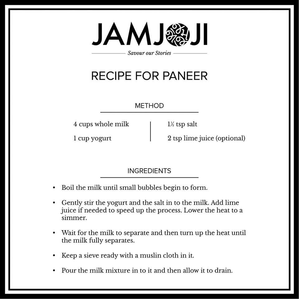 Delicious Paneer