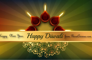 Happy Diwali and a very prosperous New Year