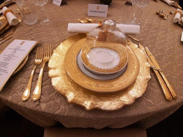 Namaste Trump Banquet