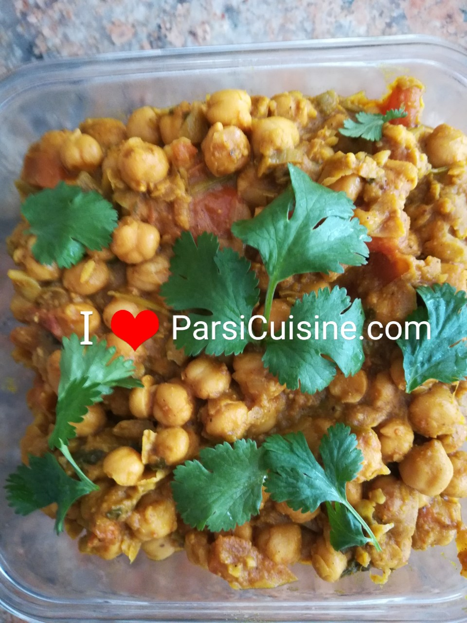 Recipe for Channa Masala (Bhatura Channa)