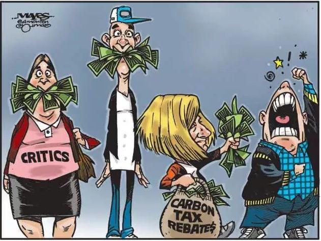 Alberta-Carbon-Tax-Wasted-Money-Cartoon