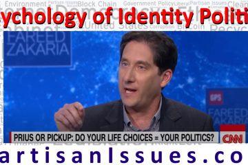 Psychology of identity politics