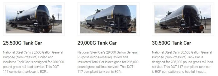 steelcar-dot-117-rail-car-specs