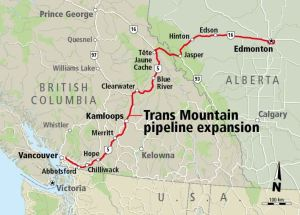 TransMountain-expansion-map