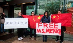 protest-free-Huawei-CFO-Meng-Wanzhou-vancouver-canada