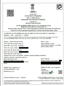 QuadrigaCX-founder-death-cert-india