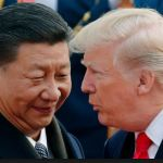 Xi and Trump Smile