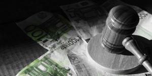 gavel money judgement dpa