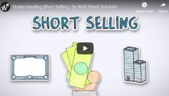 What is Short Selling Stocks
