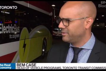 VIDEO: City of Toronto Electric Buses By The Numbers