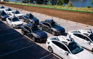 ford fusion uber autonomous cars