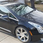 2014 Cadillac ELR passenger side