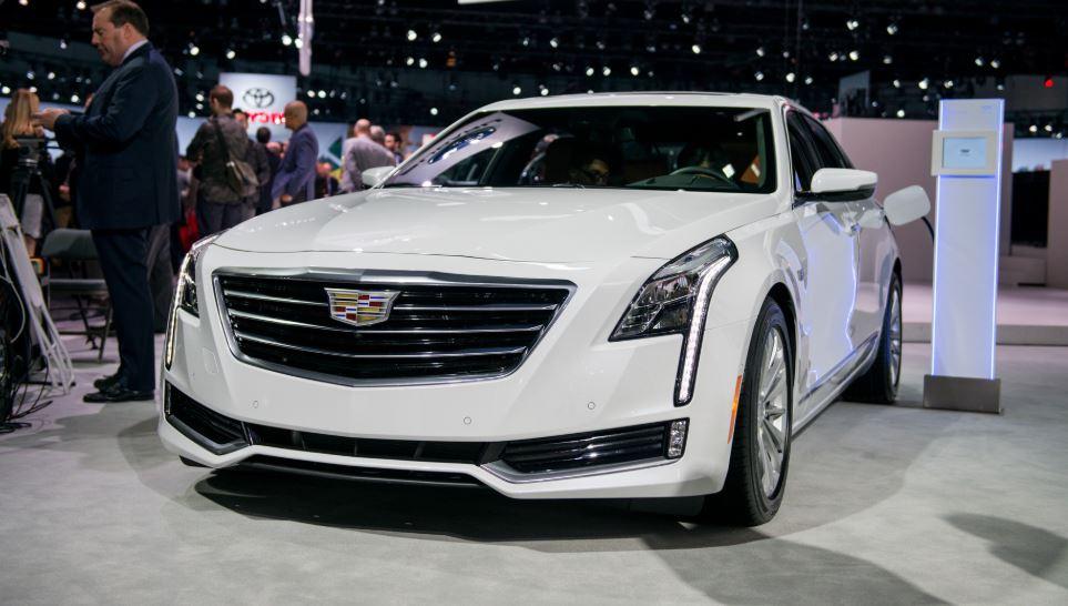 2016 Cadillac CT6 Plugin LA Autoshow