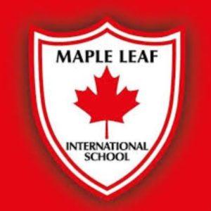 Maple Leaf International Canadian School Crest