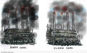 clean coal vs dirty coal